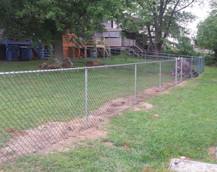 Chain Link Fencing in Delaware