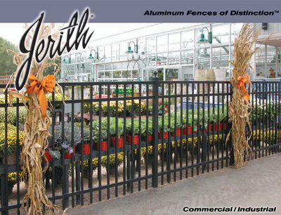 Commercial Aluminum Fencing Contractors