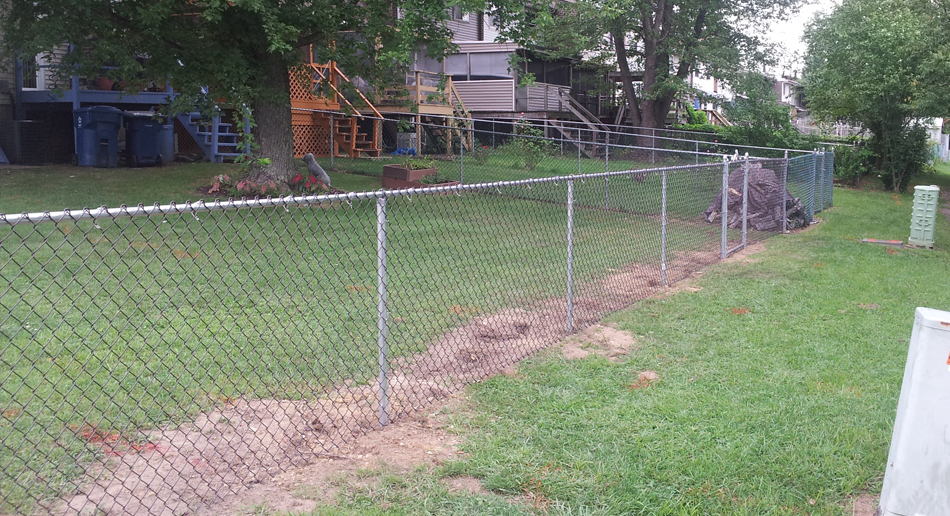 Chain Link Fencing - Fence Suppliers in Delaware