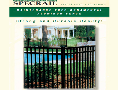 Ornamental Aluminum Fencing Contractors